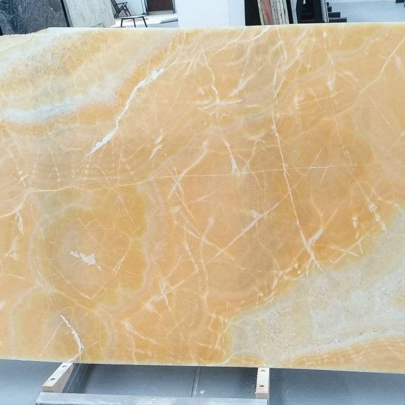 Gold Onyx Marble 20 mm