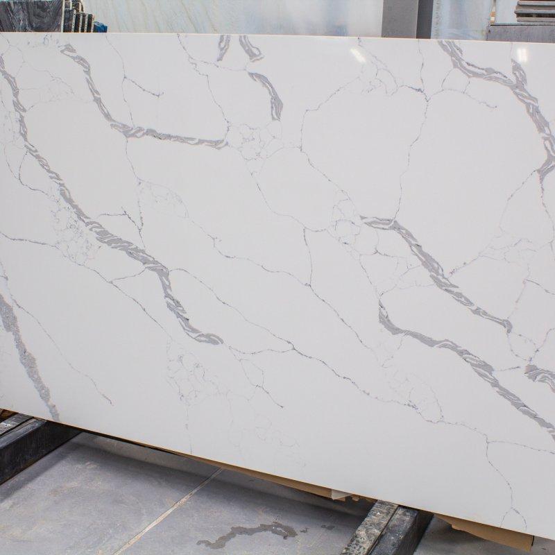 Quartz Carrara 20 mm