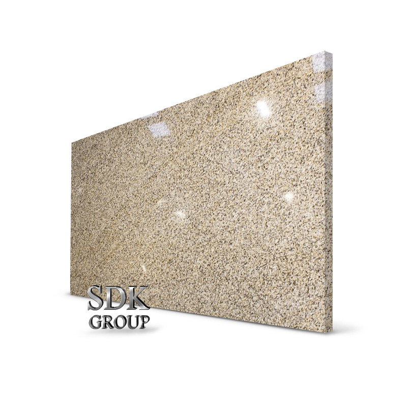 Beige Crystal 20 mm