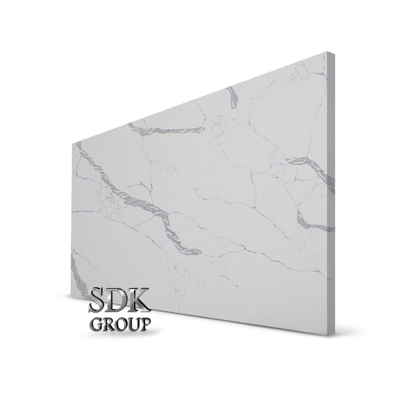 Quartz Carrara 20 mm